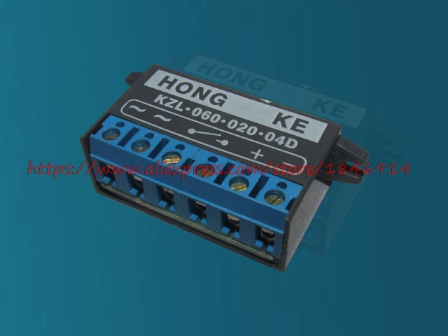 Free Shipping Used  KZL-060-020-04D Brake Rectifier / Rectifier Module / Brake Rectifier Module
