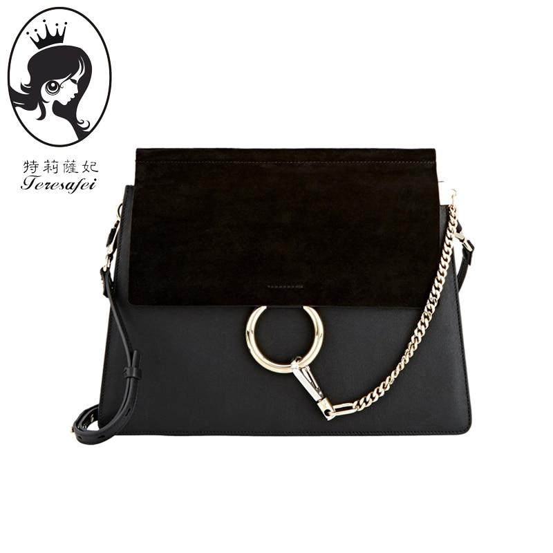 ФОТО Telesafei Large Capacity Luxury Handbags michael same style Women Bags Designer Famous Brand Lady Leather Tote Bags sac a main