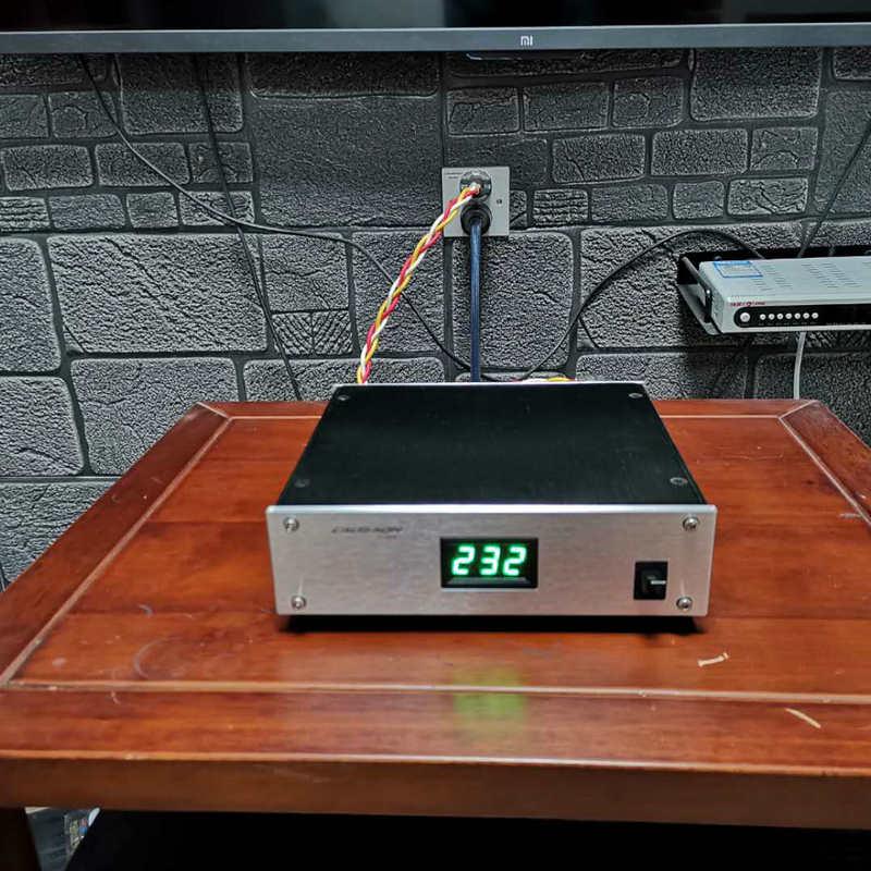 Fini 700 W HIFI audio EMI filtre alimentation CD prise de filtre de puissance Audio purificateur de puissanceFini 700 W HIFI audio EMI filtre alimentation CD prise de filtre de puissance Audio purificateur de puissance