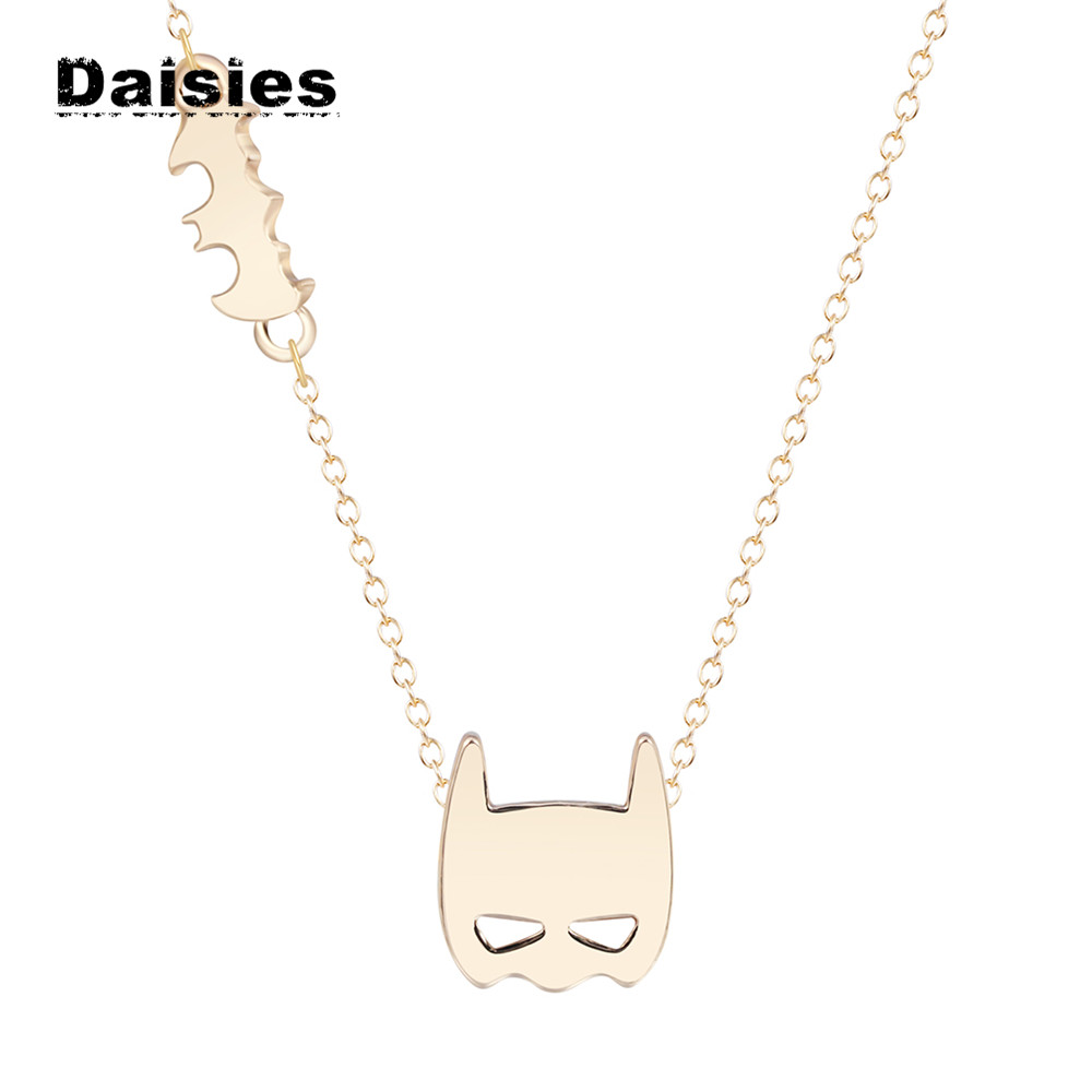 GRAPHICS /& MORE Harley Quinn Ransom Pattern 1 Pendant with Sterling Silver Plated Chain