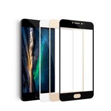 Полное покрытие закаленное стекло оригинальный экран фильма полный охват защита для Meizu M5 Pro 5 6 плюс Примечание 3 5 MX6 U20 u10 Mobile