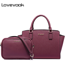 LOVEVOOK women bag female handbags large ladies messenger ba