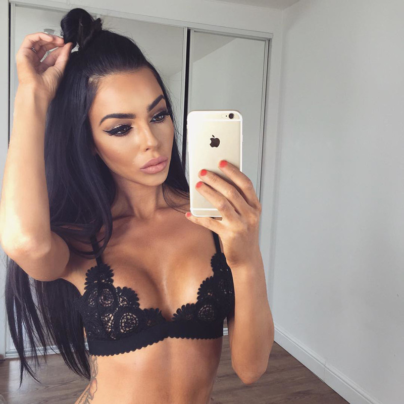 Bra Brief Sets Women Underwear Set Lace Sexy Babydoll Lingerie Lady