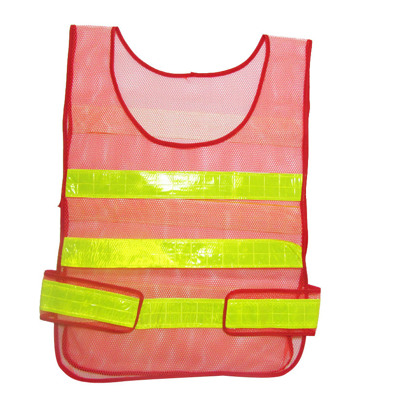 lumiparty safety security day night mesh outdoor biking running jogging vest visibility. Black Bedroom Furniture Sets. Home Design Ideas