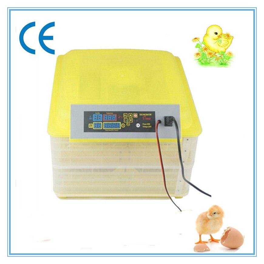ФОТО  Mini Digital 96 Egg Capacity Chicken Duck Bird Incubator Home
