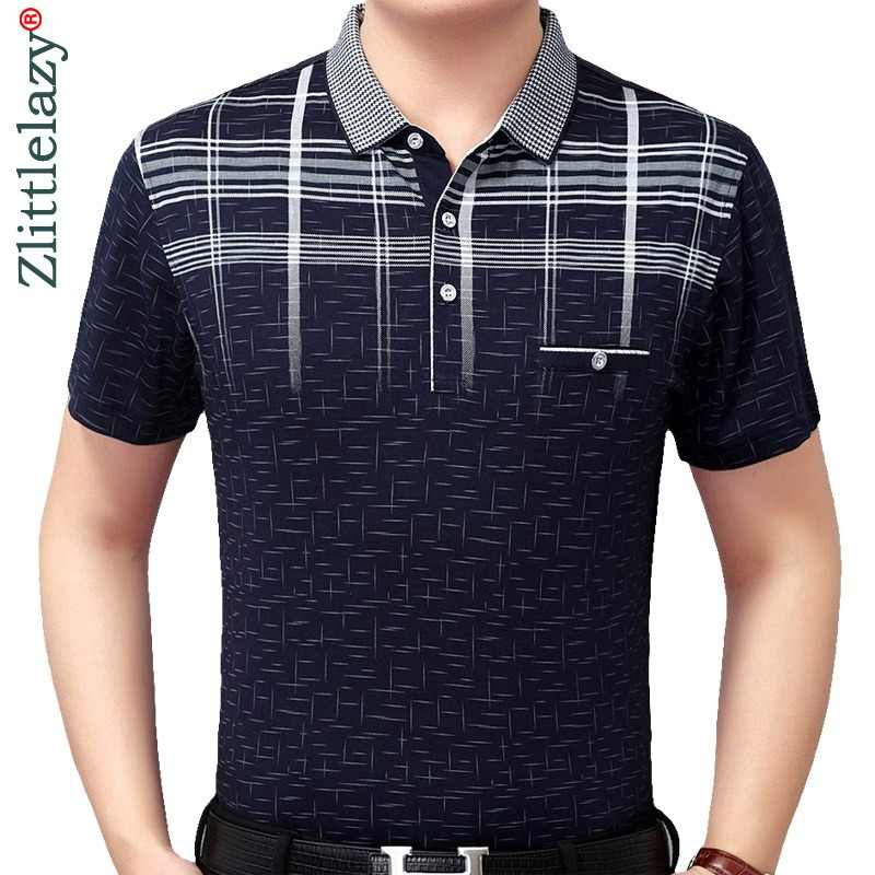 78393bef39d Nuevo verano camisa de polo de los hombres de manga corta polos camisas  Cruz slim fit