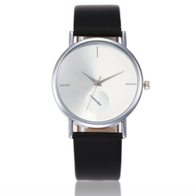 Top Brand Geneva Watch Women Leather Quartz Wrist Watches Wo
