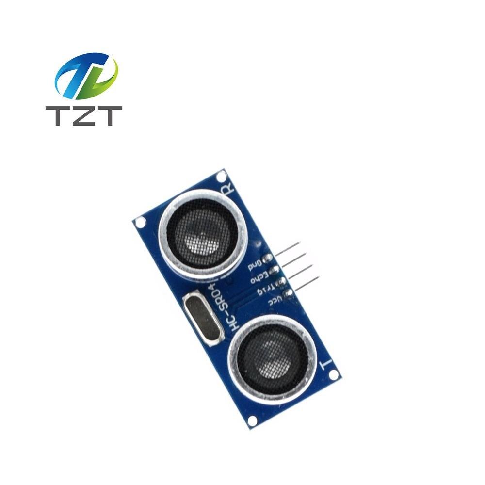 1PC HC SR04 Free Shiping To World Ultrasonic Wave Detector Ranging Module HC SR04 HC SR04