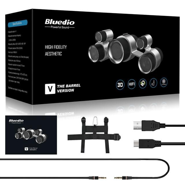 Bluedio VS Mini Bluetooth speaker Portable Wireless speaker Sound System 3D stereo Music surround