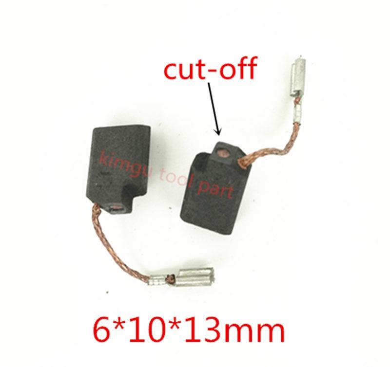 Carbon Brushes Replace For DEWALT D28111 D28112 D28132 D28133 D28134 D28139 650916 636128 644503 D28132A D28134A D28139-QS