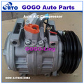 10PA30C Air Conditioning Compressor for T oyota Coaster OEM 447220-0394
