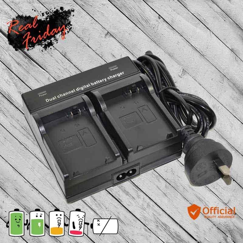 Cargador De Batería Para Lp-e8 Canon Eos Rebel T5i T4i T3i 700d 650d 600d 550d Cámara