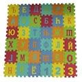 36 Pcs Ambientalmente RÚSSIA puzzle de Espuma EVA Jogar Mat Puzzle Tapetes Bebê Tapete Almofada Brinquedos Para As Crianças