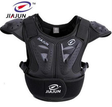 JIAJUN Childrens  Motorcycle Protective Gear Security Sports Safety Ski Protection Chest Care Back For Kids