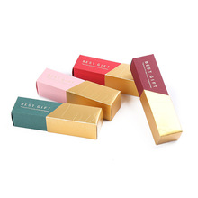 Wholesale - 50pcs Lipstick Wedding Party Favor Candy Box Paperboard Box Gift Jewelry Box Event Banquate Spring Festival box кровати box spring
