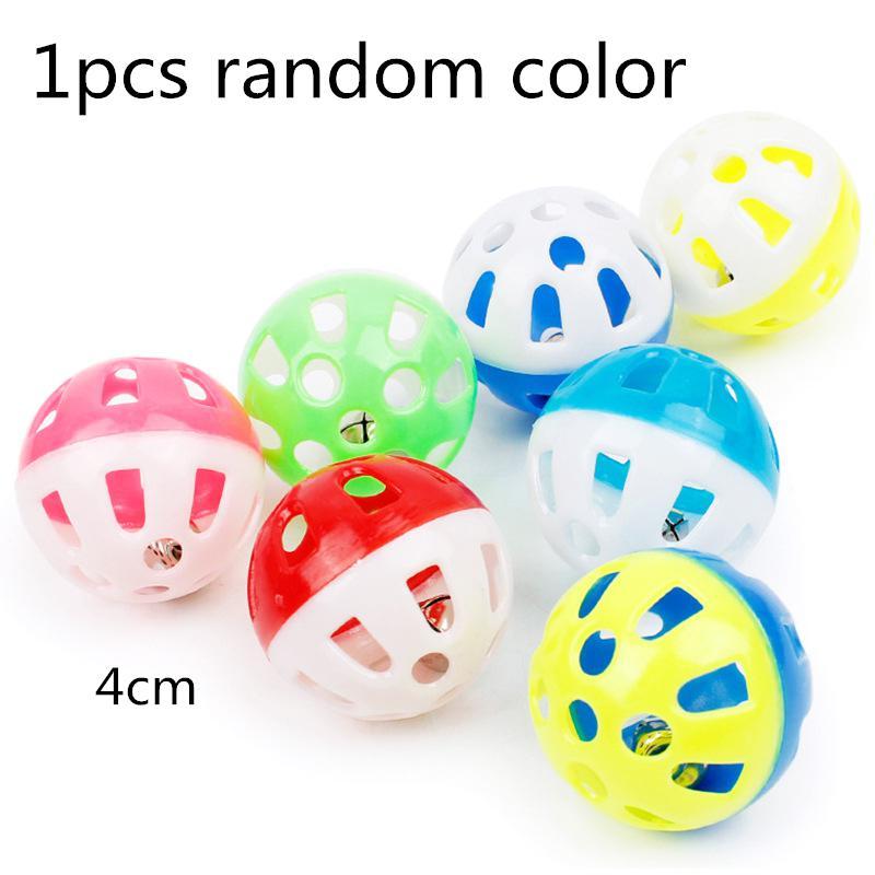 Игрушка-попугай для домашних животных, птица, полый колокольчик, шар для попугаев, кокаин, жевательные игрушки в клетке, 23 - Цвет: 1pcs