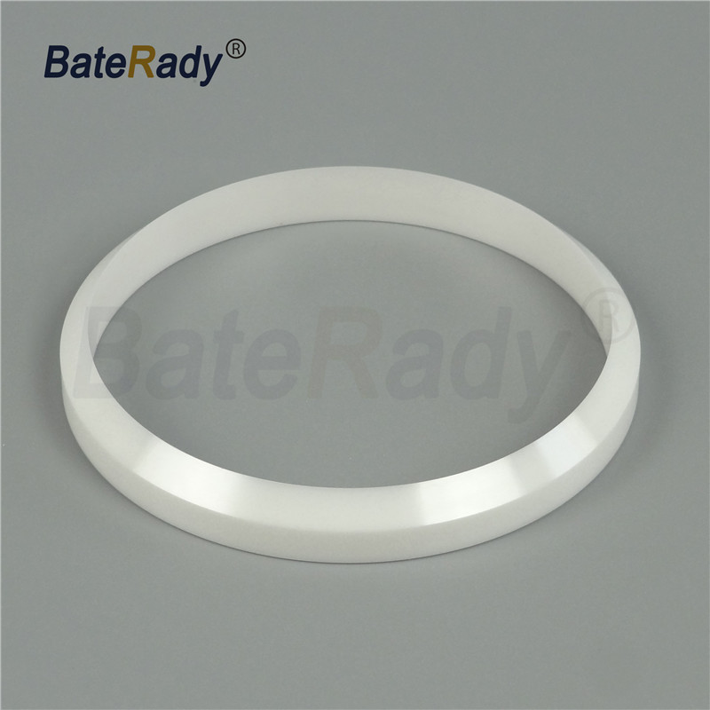 BateRady Pneumatic/electric Pad printing machine spare part ZrO2 ink cup Zirconium porcelain/ceramic ring,ODxIDxH mm baterady pneumatic electric pad printing machine spare part ink cup tungsten steel ring odxidxh mm