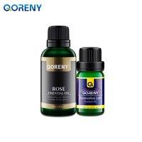 Rose Essential Oil 30ML Eucalyptus Essential Oil 10ML
