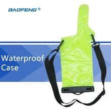 Baofeng walkie talkie waterproof case for baofeng UV-5R CB radio for UV82 BF-888S UVB6 Waterproof bag For Kenwood Motorola