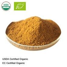 USDA และ EC Certified Organic Fo Ti (Ho Shou Wu) สารสกัดจาก 20:1