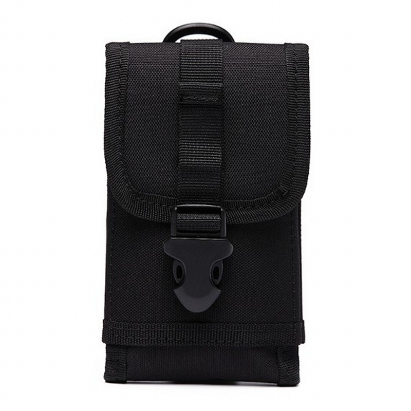 CQC Outdoor Military Tactical Molle Waist Accessories Bag Phone Belt Pouch Cell Phone Holder Mobile Phone Case