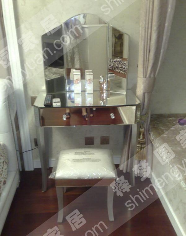 Simple top goedkope kaptafel met spiegel affordable for Goedkope barok spiegel