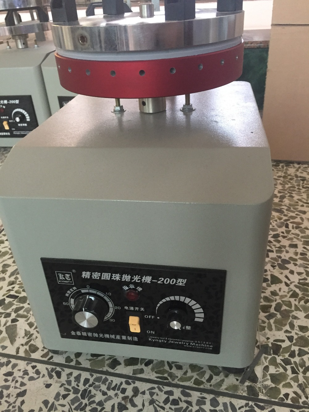 round beads polisher jewelry polishing machine,Rotary Rock Tumbler,wood beads grinding engraving cleaning burnishing drum