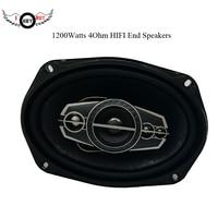 6*9 Inch Car Audio Coaxial Speakers A Pair 1200W Max Car Louder Speaker HIFI End Auto Audio Full Range Stereo Speaker