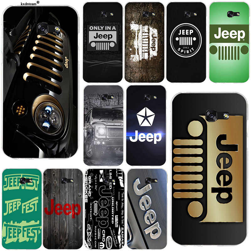 Detail Feedback Questions About Soft Tpu Car Jeep Wrangler Phone
