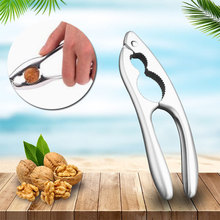 1PC High Quality Stainless Steel Walnut Sheller Edible Nuts Shelling Tools Household Kitchen Gadgets Accessories цена в Москве и Питере