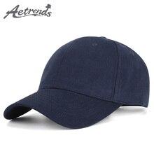 [AETRENDS] summer chinese hat cotton baseball cap men racing custom caps hip hop snapback outdoor sports hats Z-6267