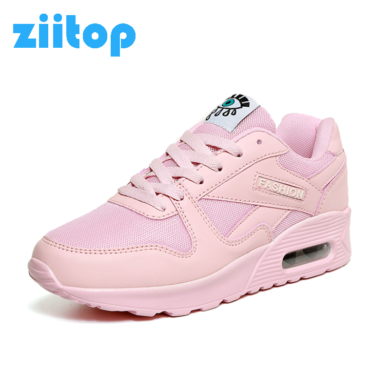 Summer Sneakers Women Running Shoes Krasovki Breathable Cushioning Sports shoes Female Trainers Zapatillas Deportivas Mujer цены онлайн