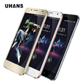 4G+ LTE/WCDMA UHANS A101 A101S Mobile phone MTK6737/MTK6580 Quad Core 2450Mah 1GB+8GB/2GB+16GB Smartphone UHANS A101 A101S