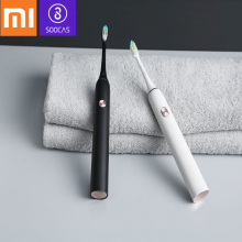 Xiaomi Soocas X3 Waterproof Electric Toothbrush USB Rechargeable Upgraded Sonic Electrric Toothbrush Ultrasonic Toothbrush цена и фото