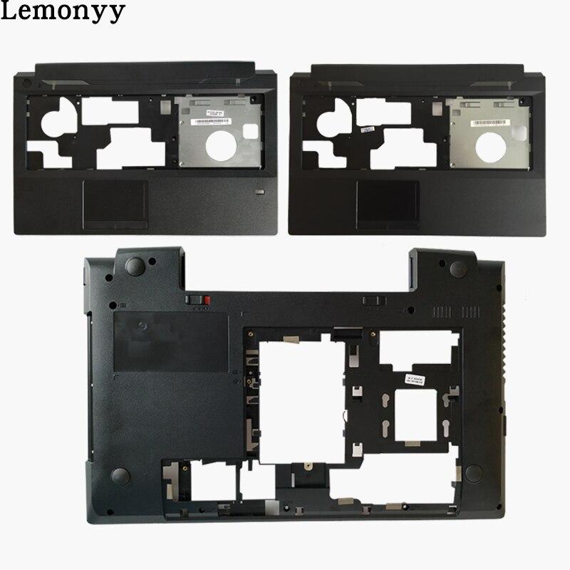 NEW Case Cover For Lenovo B590 Palmrest COVER/Laptop Bottom Base Case Cover