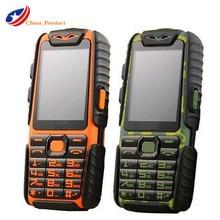 """Geschenk! (24 stunden versand) Guophone A6 Handy Dual Sim 2,4 """"Taschenlampe 9800 mAH Große Batterie-Bank telefon"""