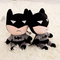 1pcs 18CM Cartoon Batman Toys Batman Doll Plush Toy Baby Toys Pokemon Minion for Phone Bag Accessories Birthday Gift