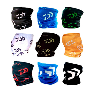 Image 1 - 2019 Daiwa Scarf outdoor Magic scarf wind proof Sunscreen seamless Variety for Cycling Climbing Summer Fishing scarf