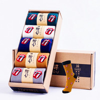 5 Pairs Lot Rock Graffiti Style Man S Socks Male Casual Socks Youth Socks Boutique