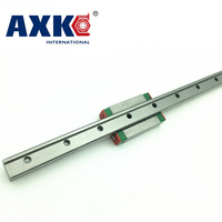 Axk 12mm Linear Guide Mgn12 L 405mm/420mm/470mm Rail With 1pcs Mgn12h/MGN12C Carriages Block For Cnc Diy And 3d Printer Xyz