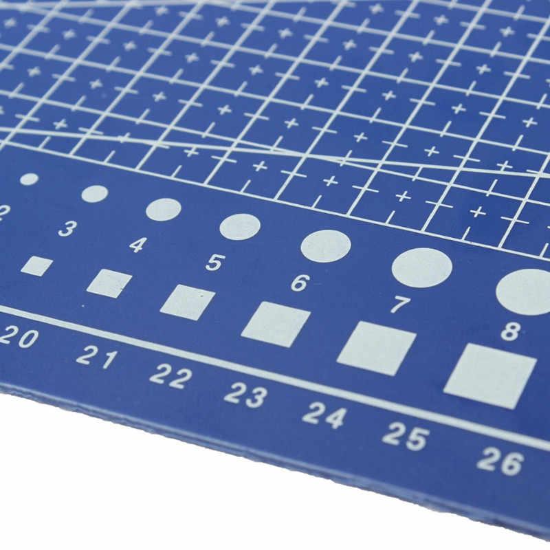 1 шт. 30*22 см A4 швейная режущего коврики двухсторонняя пластина Дизайн гравировка резки подкладочный коврик ручной работы ручной инструмент