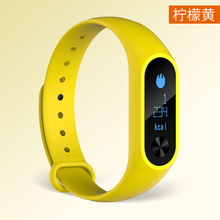 2017 M2S 0.86inch OLED display Heart Rate Monitor Smartband Health Fitness Tracker Fitbit for Android iOS pk Xiaomi Mi band 2