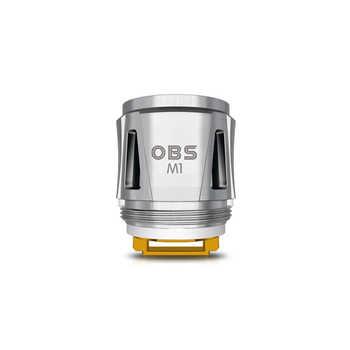 10 pcs/ 5pcs Original OBS Cube Kit Coil OBS Draco M1 Mesh Coil with 0.2ohm Resistance for OBS Draco Starter Kit Vaporizer