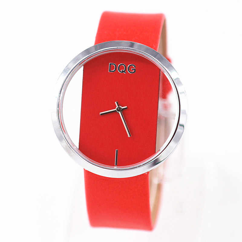Chasy Zhenskiye موضة السيدات فستان ساعات فاخرة العلامة التجارية التناظرية ساعة كوارتز المرأة الموسيقية ملاحظة الجوف الساعات Relojes Mujer