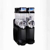 30L Double Tank Slush Machine Ice Drink Blender Commercial Smoothie Maker Commercial Slush Making Machine TKX 02