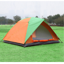 Outdoor travel hiking camping tent Double double door wild tent Beach wild double tourist tent 2018 best selling camping outdoor leisure free building multi purpose fishing wild supplies off site tent bed