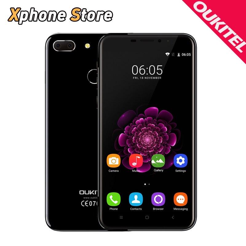 Original OUKITEL U20 Plus 4G LTE Android 6 0 5 5 inch 2GB RAM 16GB ROM