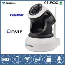 Vstarcam C7824WIP Wifi IP Camera 720P HD Night Vision Wireless Camera CCTV Onvif Network Audio Video Surveillance Security