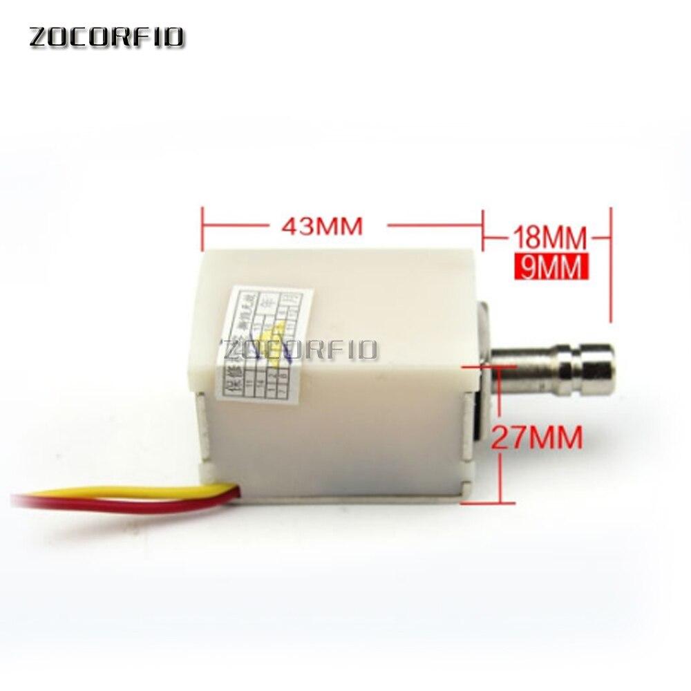 все цены на Free shipping Ly-01b for dc12- 24v small electrolock e commode door lock electric lock electronic lock онлайн