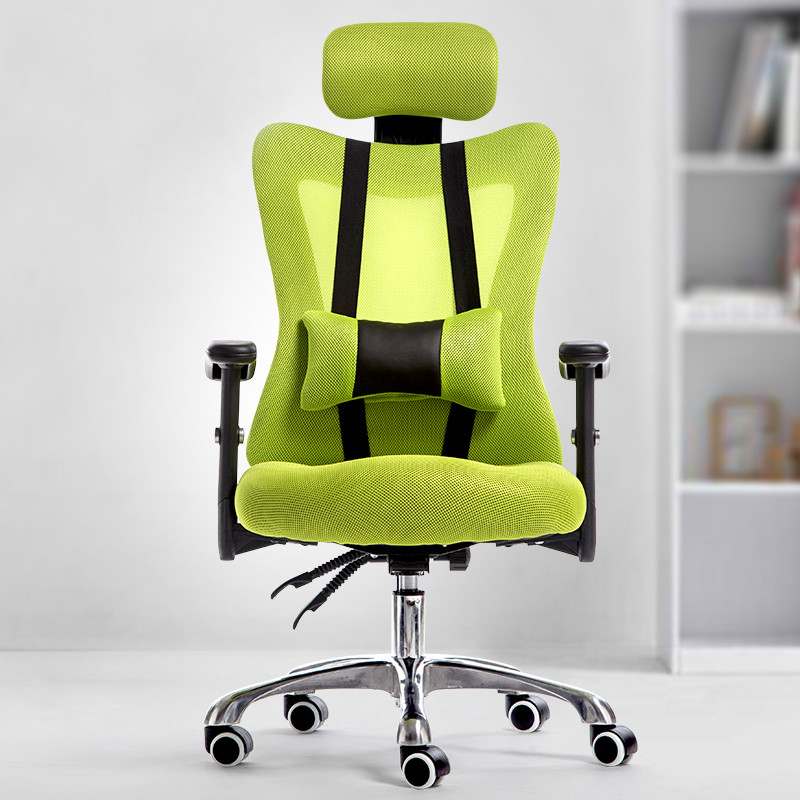 High Quality Ergonomic Executive Office Chair Swivel Computer Chair Lifting Adjustable bureaustoel ergonomisch sedie ufficio 240340 high quality back pillow office chair 3d handrail function computer household ergonomic chair 360 degree rotating seat